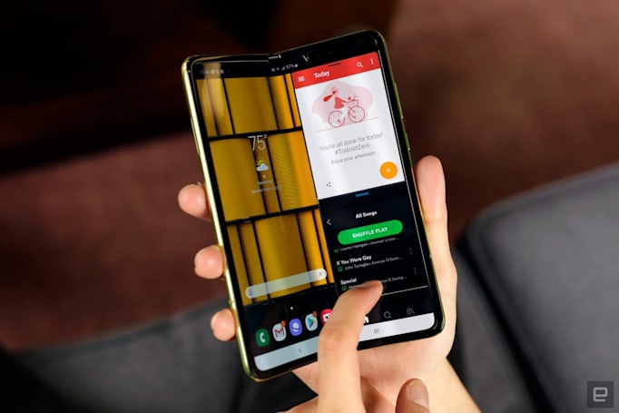 Samsung is reportedly delaying the Galaxy Fold due to display issues (updated)