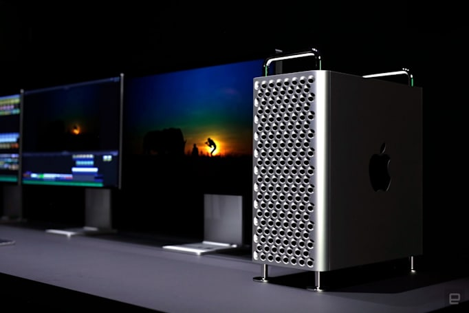 President Trump will visit Apple's Mac Pro factory on November 20th
