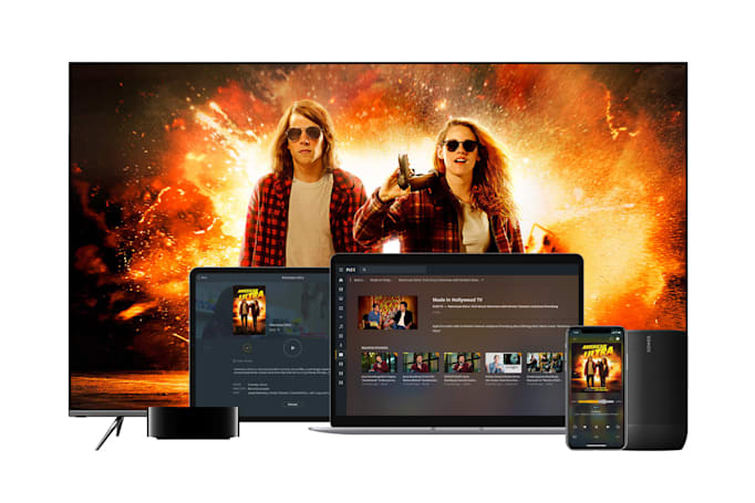 Plex launches its free movie and TV streaming service
