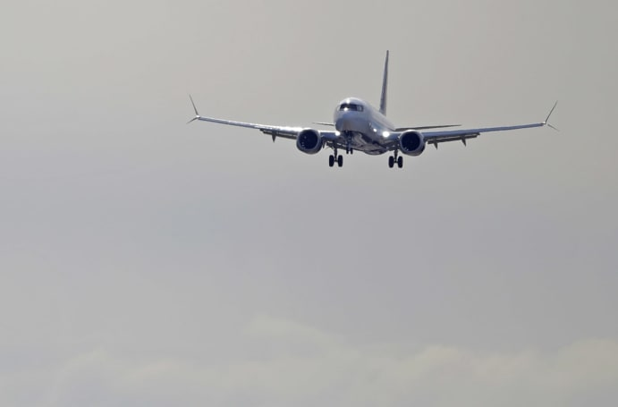 Boeing explains its 737 Max software update