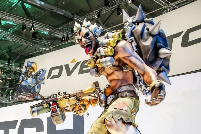 'Overwatch' player toxicity is delaying game updates