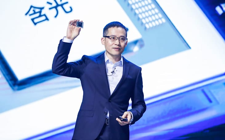 Alibaba unveils its own AI chip for cloud computing