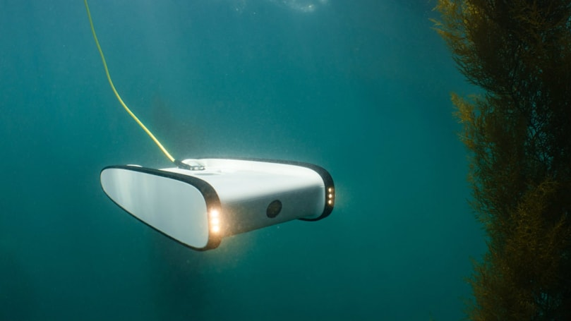 Nat Geo and OpenROV are giving away 1000 robot submarines