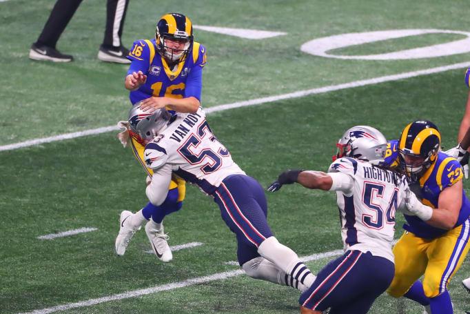 Super Bowl LIII breaks streaming records despite TV viewership slump