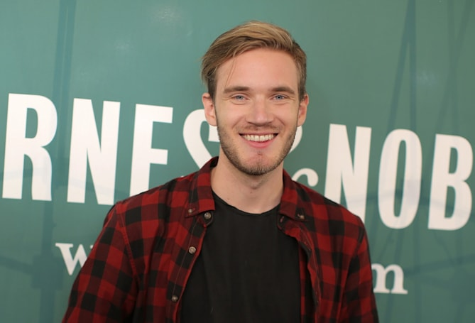 PewDiePie in trouble once again for racist outburst