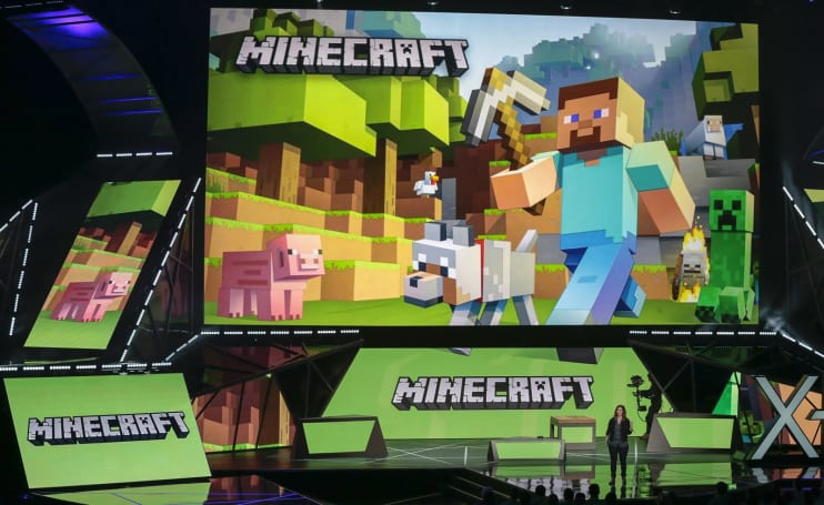 'Minecraft' now has 112 million monthly players