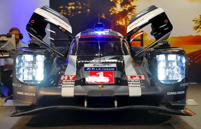 Porsche takes its racing heritage to Formula E