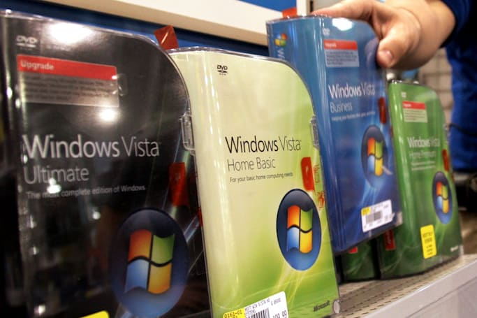 iTunes Store drops support for Windows Vista on May 25th