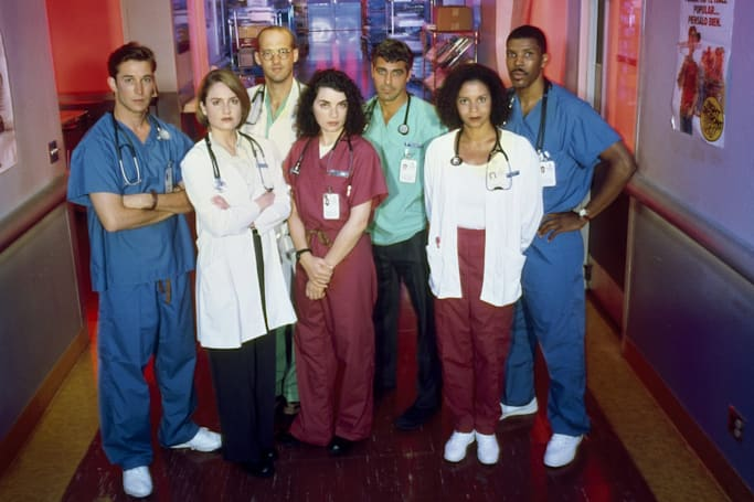 Hulu is now the exclusive streaming home for 'ER'