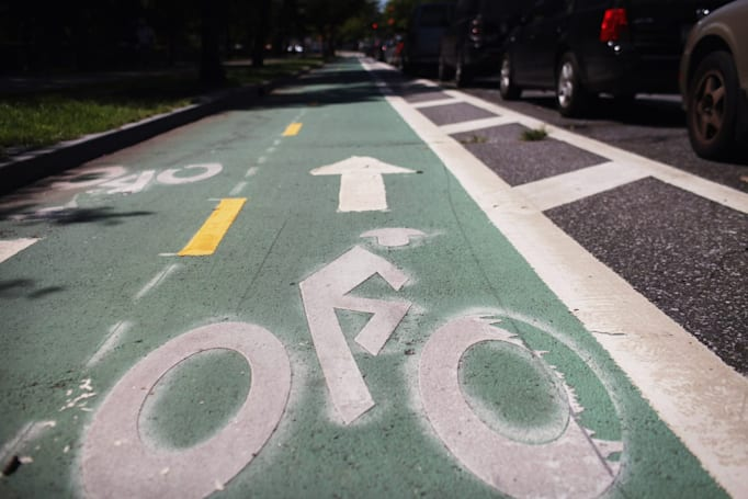New Yorker applied machine learning to blocked bike lane problem
