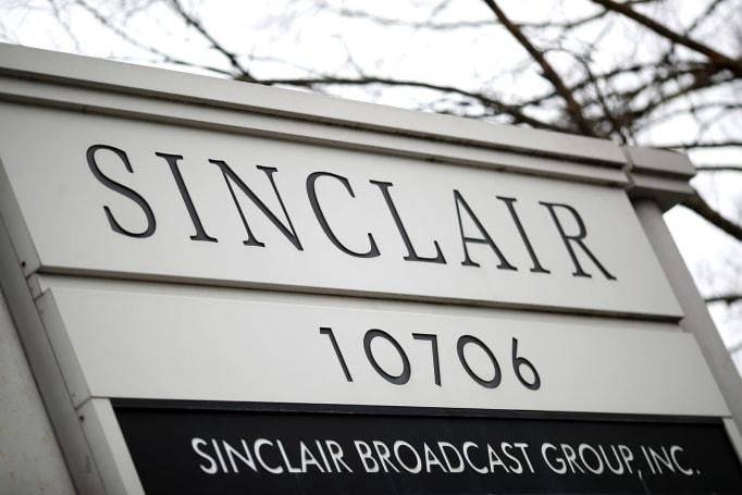 Sinclair countersues Tribune Media after failed acquisition