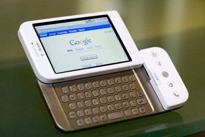 Android at 10: Google's mobile OS has come a long way