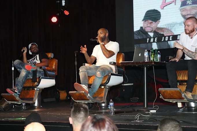 Spotify adds 'The Joe Budden Podcast' to its hip-hop lineup