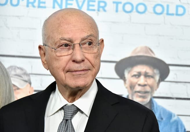 Netflix snags an Alan Arkin, Michael Douglas comedy series