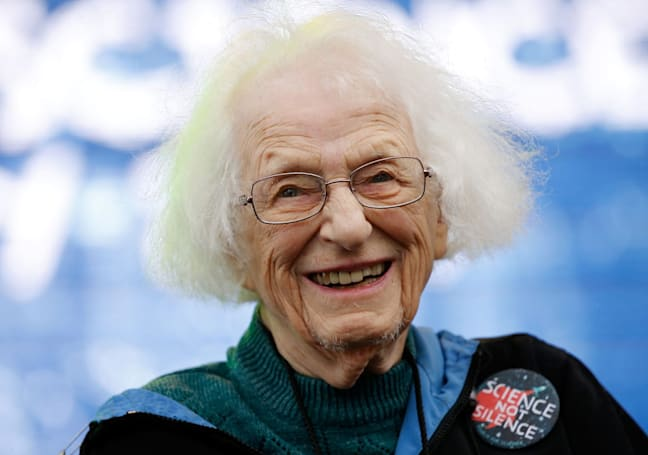 Hubble telescope 'mother' Nancy Grace Roman dies