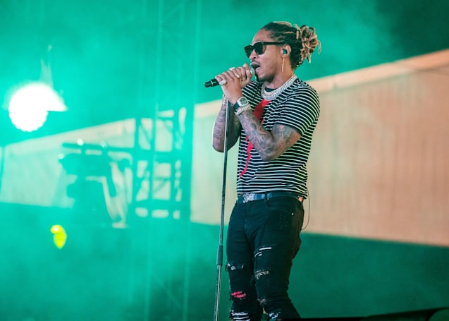 Future earns highest-charting streaming-only album on Billboard 200