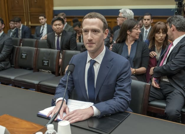 Congress will grill Mark Zuckerberg over Libra October 23rd