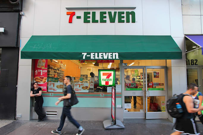 You can now replenish your Amazon Cash card at 7-Eleven