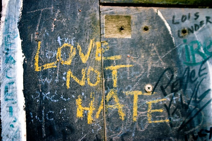 UK says online hate crime is as serious as offline offences