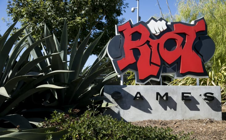 Riot Games staff walk out after sexism lawsuits result in forced arbitration