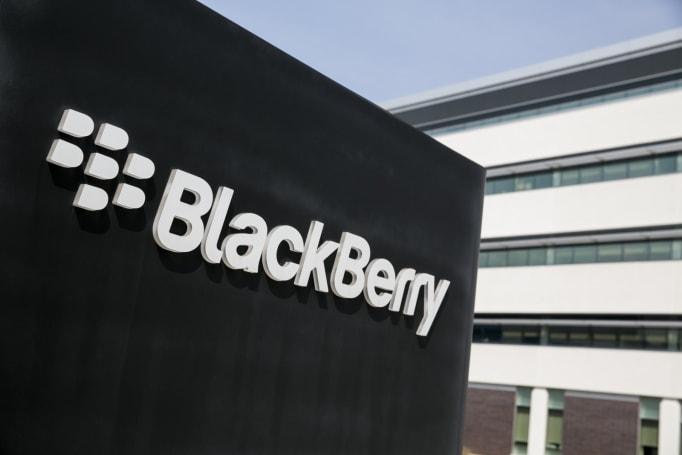 Facebook sues BlackBerry over voice messaging patent infringement