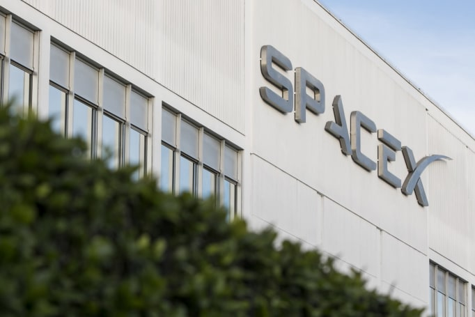 An engineer allegedly falsified inspection reports for SpaceX rockets