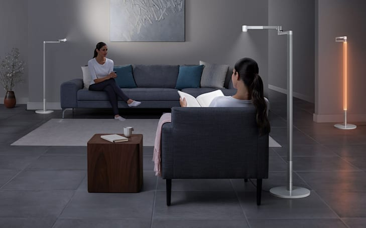 Dyson hopes you'll throw down $650 for its lamp that mimics candlelight