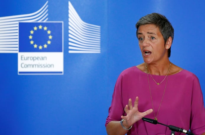 EU fines ASUS, Philips and others for online price fixing