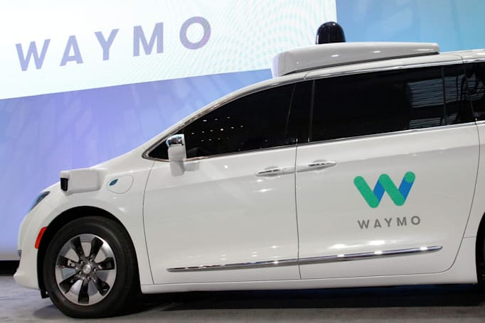 Waymo is training cops how to respond to autonomous car crashes