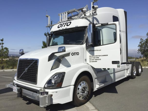 Uber ends autonomous truck program to focus on self-driving cars