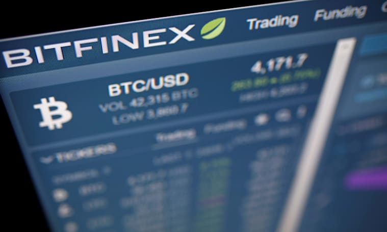 Cryptocurrency exchange accused of covering up $850 million loss