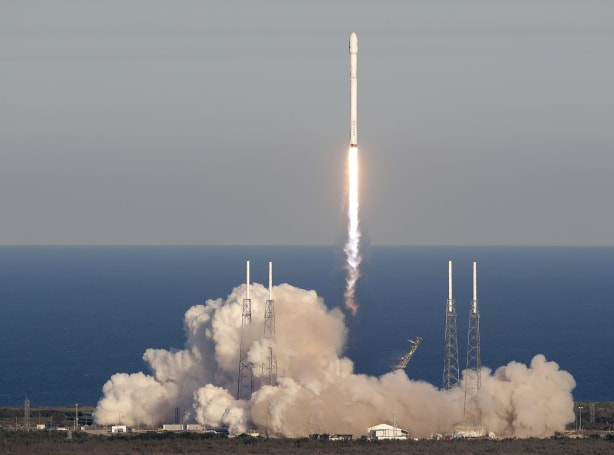 SpaceX will assist NASA's first-ever mission to redirect an asteroid