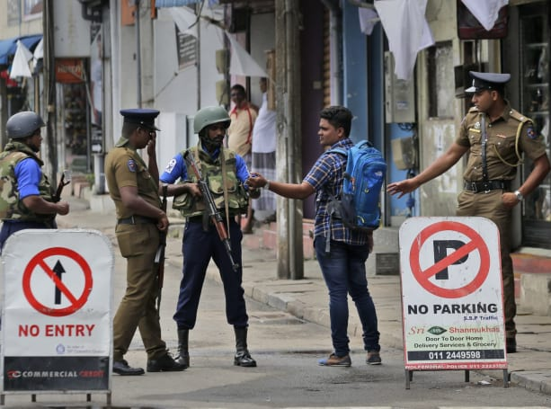 Sri Lanka lifts social media ban nine days after terrorist bombings