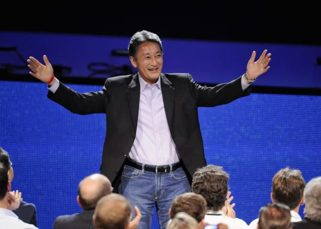 Sony CEO completes quest to make the company successful again