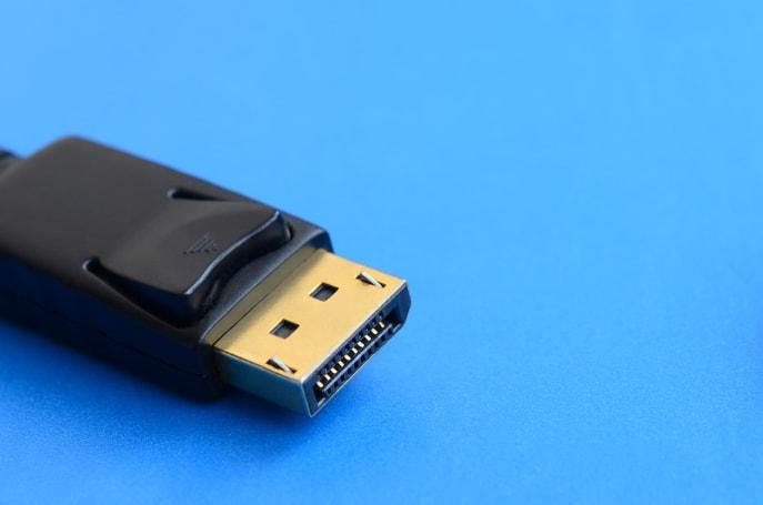 DisplayPort 2.0 supports 8K monitors