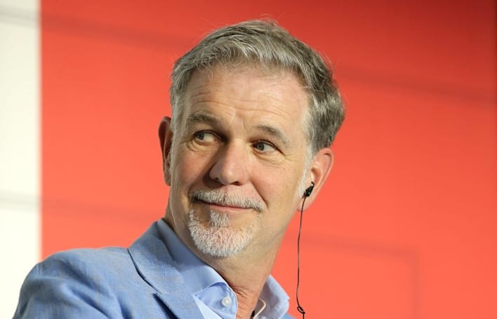 Netflix CEO says time spent streaming matters more than subscriptions