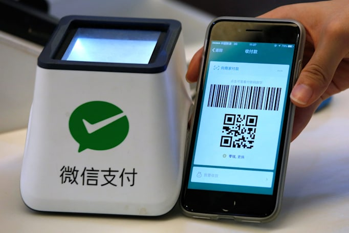 China will cap QR-code payments to tackle fraud