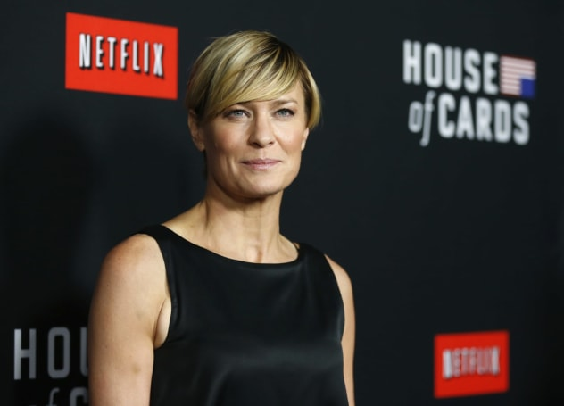 'House of Cards' returns in 2018 -- without Kevin Spacey