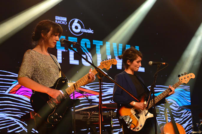 BBC Music is available in the US, but only on the web