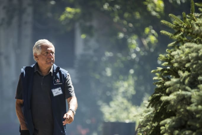 CBS chief Les Moonves to step down amid new sexual assault claims (updated)