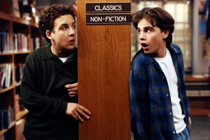 Hulu feeds '90s nostalgia with 'Boy Meets World' and 'Dinosaurs'