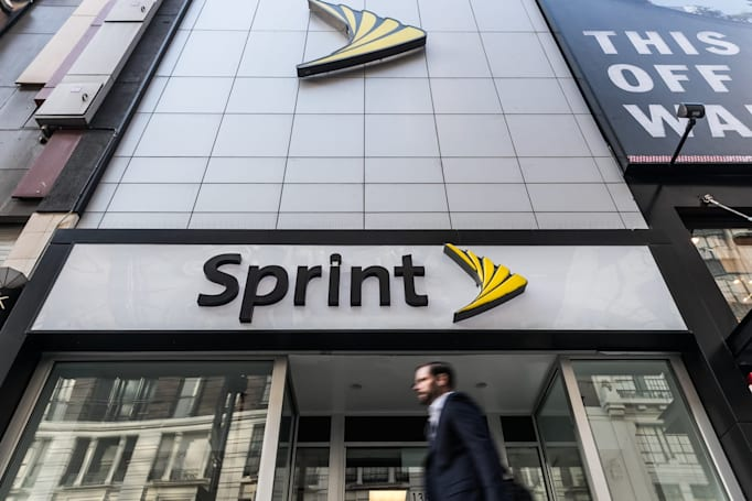 Sprint security lapse gave access to customer data