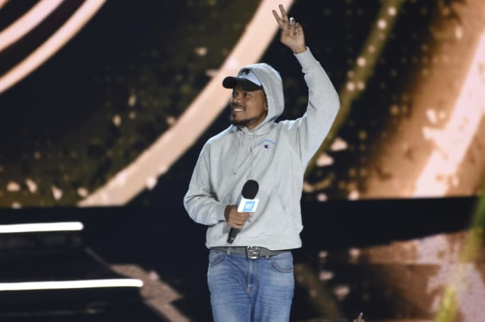 Chance the Rapper's first two mixtapes hit Apple Music and Spotify