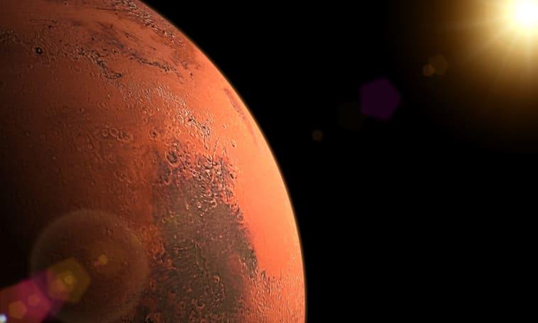 Optical laser uses shockwaves to peer inside distant planets
