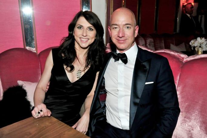 Bezos family donates $33 million to Dreamers scholarship program