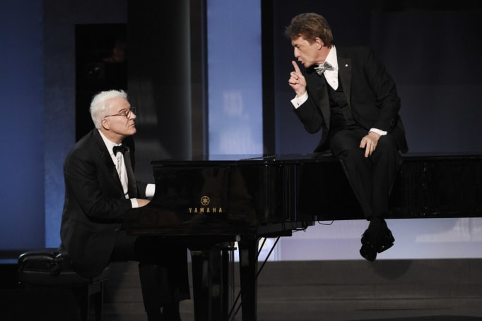 Steve Martin and Martin Short will team up again in a new Hulu series