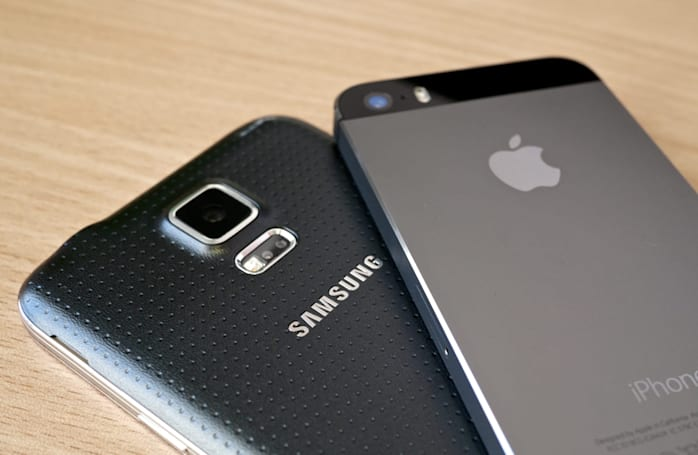 Apple and Samsung settle seven-year patent battle