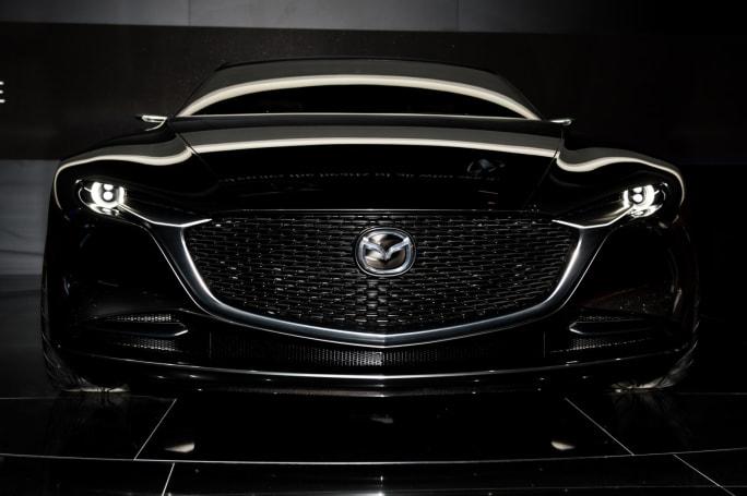 Mazda will offer an EV in 2020