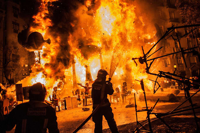 Tomorrow's firefighters will have near-superhuman abilities