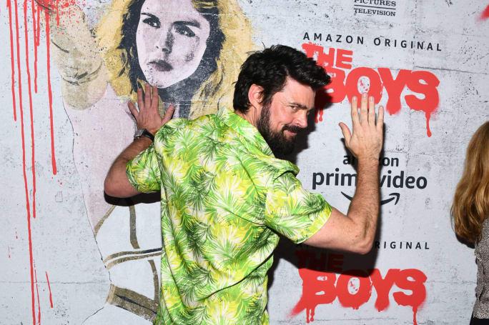 Amazon has already renewed 'The Boys' for a second season